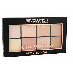 Rozjasňovač Makeup Revolution London Ultra Pro Glow 20 g