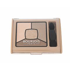 Oční stín BOURJOIS Paris Smoky Stories Quad Eyeshadow Palette 3,2 g 13 Taupissime