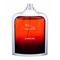 Toaletní voda Jaguar Classic Red 100 ml Tester