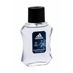 Toaletní voda Adidas UEFA Champions League Champions Edition 50 ml