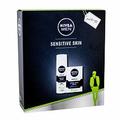 Balzám po holení Nivea Men Sensitive 100 ml Kazeta
