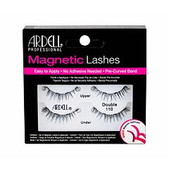 Umělé řasy Ardell Magnetic Lashes Double 110 1 ks Black