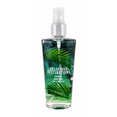 Tělový závoj Delicious Destinations #Jungle 100 ml