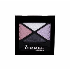 Oční stín Rimmel London Glam Eyes Quad 4,2 g 023 Beauty Spells