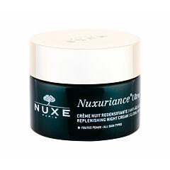 Noční pleťový krém NUXE Nuxuriance Ultra Replenishing Cream 50 ml