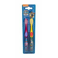 Zubní kartáček Nickelodeon Paw Patrol 2 ks Kazeta
