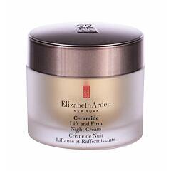 Noční pleťový krém Elizabeth Arden Ceramide Lift And Firm 50 ml