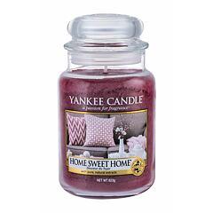 Vonná svíčka Yankee Candle Home Sweet Home 623 g