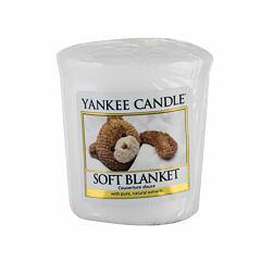 Vonná svíčka Yankee Candle Soft Blanket 49 g