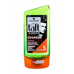 Gel na vlasy Schwarzkopf Taft Chaos Power Gel 150 ml