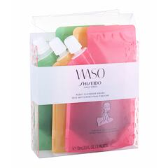 Čisticí gel Shiseido Waso Reset Cleanser Squad 70 ml Kazeta