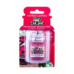 Vůně do auta Yankee Candle Red Raspberry Car Jar 1 ks