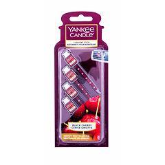 Vůně do auta Yankee Candle Black Cherry Vent Stick 4 ks