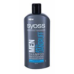 Šampon Syoss Professional Performance Men Anti-Dandruff 500 ml