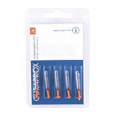 Mezizubní kartáček Curaprox Strong & Implant Refill 2,0 - 4,4 mm 5 ks