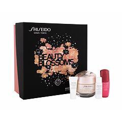 Denní pleťový krém Shiseido Benefiance Beauty Blossoms 50 ml Kazeta