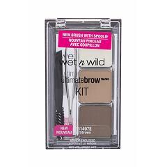 Set a paletka na obočí Wet n Wild Ultimate Brow 2,5 g Soft Brown