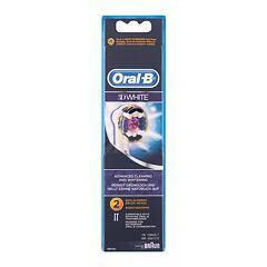 Zubní kartáček Oral-B 3D White 2 ks