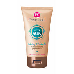 Přípravek po opalování Dermacol After Sun Hydrating & Cooling Gel 150 ml