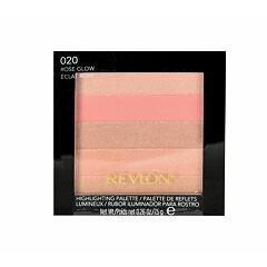Rozjasňovač Revlon Highlighting Palette 7,5 g 020 Rose Glow