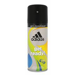 Antiperspirant Adidas Get Ready! For Him 48H 150 ml