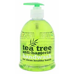 Tekuté mýdlo Xpel Tea Tree Anti-Bacterial 500 ml
