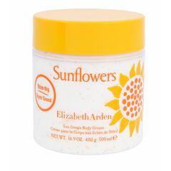 Tělový krém Elizabeth Arden Sunflowers 500 ml