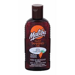 Opalovací přípravek na tělo Malibu Fast Tanning Oil 200 ml