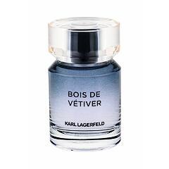 Toaletní voda Karl Lagerfeld Les Parfums Matières Bois De Vétiver 50 ml