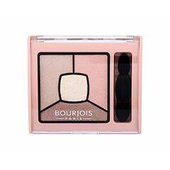 Oční stín BOURJOIS Paris Smoky Stories Quad Eyeshadow Palette 3,2 g 14 Tomber Des Nudes