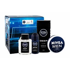 Voda po holení Nivea Men Deep Comfort 100 ml Kazeta