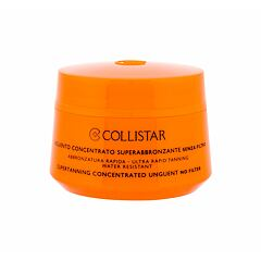 Opalovací přípravek na tělo Collistar Special Perfect Tan Supertanning Concentrated Unguent 150 ml