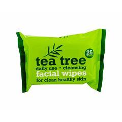 Čisticí ubrousky Xpel Tea Tree 25 ks