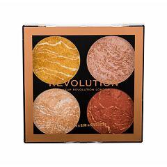 Rozjasňovač Makeup Revolution London Cheek Kit 8,8 g Make It Count