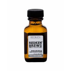 Olej na vousy Redken Brews Beard and Skin Oil 30 ml