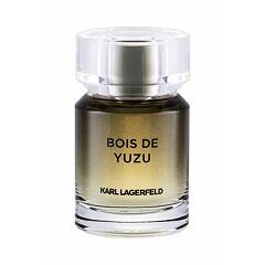 Toaletní voda Karl Lagerfeld Les Parfums Matières Bois de Yuzu 50 ml