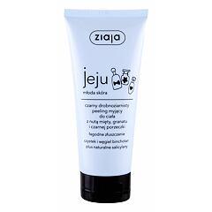 Tělový peeling Ziaja Jeju Black Body Micro-Scrub 200 ml