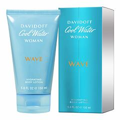Tělové mléko Davidoff Cool Water Wave Woman 150 ml