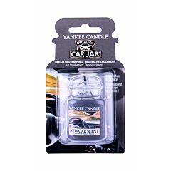 Vůně do auta Yankee Candle New Car Scent Car Jar 1 ks