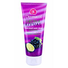 Krém na ruce Dermacol Aroma Ritual Grape & Lime 100 ml