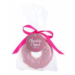 Pěna do koupele I Heart Revolution Bath Fizzer Donut 150 g Chocolate Dipped