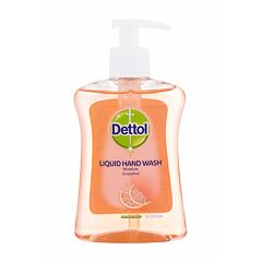 Tekuté mýdlo Dettol Antibacterial Liquid Hand Wash Grapefruit 250 ml
