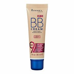 BB krém Rimmel London BB Cream 9in1 SPF15 30 ml Light