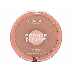 Bronzer L´Oréal Paris Bronze Please! 18 g 01