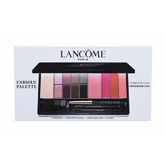 Dekorativní kazeta Lancôme L´Absolu Complete Look Palette 20,9 g Parisienne Chic poškozená krabička
