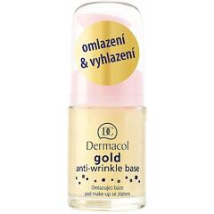 Podklad pod makeup Dermacol Gold Anti-Wrinkle 15 ml