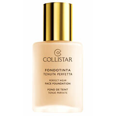 Make-up Collistar Perfect Wear Foundation SPF10 30 ml 3 Natural poškozená krabička