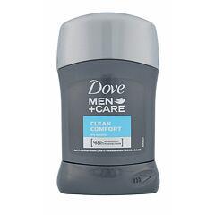 Antiperspirant Dove Men + Care Clean Comfort 48h 50 ml