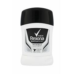 Antiperspirant Rexona Men Invisible Black + White 48H 50 ml