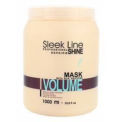 Maska na vlasy Stapiz Sleek Line Volume 1000 ml